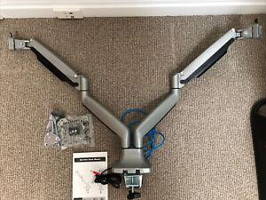 Brateck Dual Counterbalance Monitor Arm