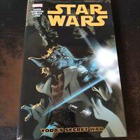 Marvel Star Wars Yoda's Secret War TPB (Star Wars 2015 #26 - 30, Annual #2)
