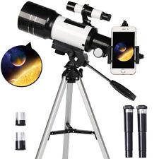 F30070M Monocular Space Astronomic Pro Reflector Telescope Tripod Night