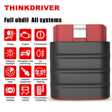 Bluetooth OBD2 Code Reader Automotive ABS Full System Diagnostic Tool