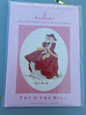 "Royal Doulton Cross Stitch Collection ""Top O' The Hill"" Chart Only, New"