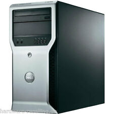 DELL Precision T1600 Quad Xeon e3-1245 4x3, 30GHz 8gb 500GB ATI Fire Pro v4800