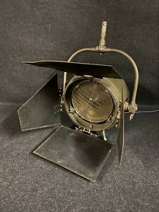 Mole Richardson Sputnik,Film Scheinwerfer,Studio Light,  Loft 50/60er Jahre, RAR