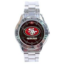 San Francisco 49ers NFL Stainless Steel Analogue Men's Watch Gift