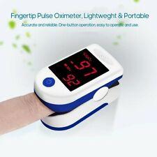 Pulsioximetro de dedo Oximetro monitor oxigeno pantalla OLED pulsómetro dedo