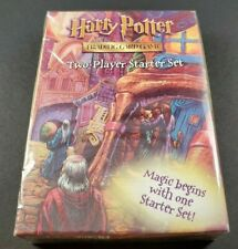 Harry Potter WOTC TCG CCG Two Player Starter Set Deck Trading Cards