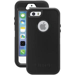 OtterBox Defender Series Case for iPhone 5/5s/SE - Black