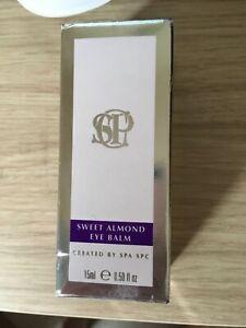 SPC Sweet Almond Eye Balm NEW 15ml
