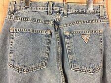 Vintage Guess Women's Jeans, sz 4 Light Stonewash (30x32 act), C108