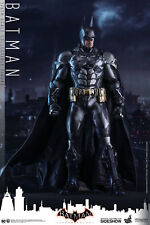 "Hot Toys DC Comics Batman Arkham Knight Batman 1/6 Scale 12"" Figure In Stock"