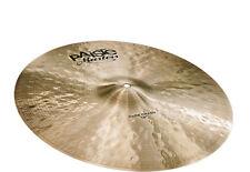 "Paiste Masters Dark Crash Cymbal 16"" 949 grams"
