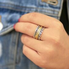 Or Paz Creations Spinner Ring | 925 Sterling Silver