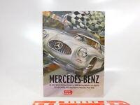 CA313-0,5# Grell H0/1:87 Set Rennwagen Mercedes-Benz/MB 300 1000 Miglia s.g.+OVP