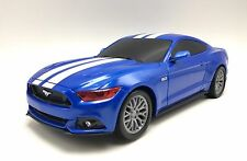 Ford Mustang GT Full Function Radio Control Blue Ages 5+ RC New