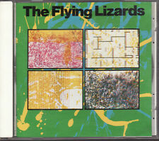 The Flying Lizards (CD, 1995) Japan Jasrac