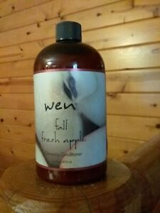 New WEN FALL FRESH APPLE Cleansing Conditioner 16oz. Sealed includes pump