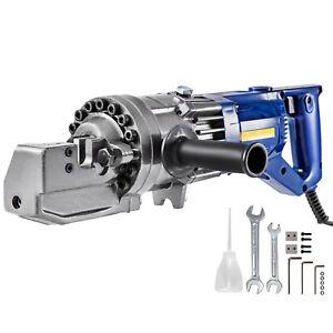Rebar Cutter NRC-20 Electric Hydraulic Cutting 1300W 3.0-3.5Sec Thread Rod