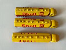 Modellautos Set Shell Tankwagen Lego Mercedes-Zugmaschine