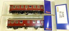 2 x Umbauwagen DB EpIII SET Roco 74125 H0 1:87 NEU OVP HU1 µ *
