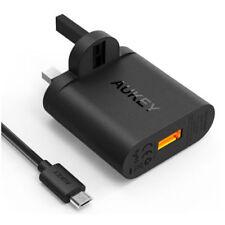 Chargeurs et stations d'accueil AUKEY pour téléphone mobile et assistant personnel (PDA) USB