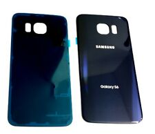 Original Battery Back cover Glass For Samsung Galaxy S6 G920R4 US-Cellular~BLACK