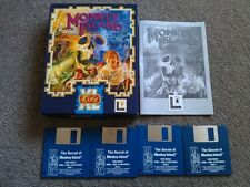 THE SECRET OF MONKEY ISLAND game for Amiga
