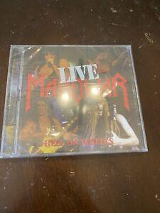 Manowar - Hell On Wheels (Live) (2005, Magic Circle) New Sealed 2 CD