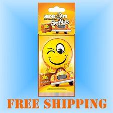 Profumo Deodorante per Auto e Casa -Smile Vaniglia-
