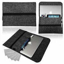 """Smart Felt Sleeve Case Cover Bag for various 13"""" 13.3 inch ultrabook laptops"""