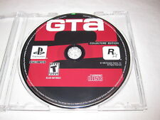 GTA2 Grand Theft Auto 2 (PlayStation PS1) Game in Plain Case Vr Nice!