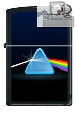 Zippo 0236 prism rainbow triangle Lighter with PIPE INSERT PL