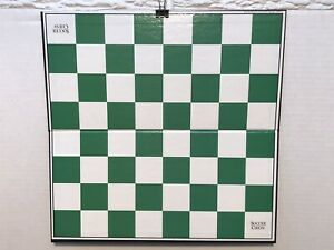 2001 Soccer Chess Replacement Game Board DIY Craft Project