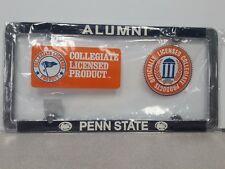 Penn State Nittany Lions Alumni Metal License Plate Frame - Thin Car Truck