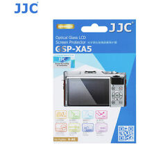 JJC GSP-XA5 Optical GLASS LCD Screen Protector For FUJIFILM X-A5 Fuji XA5 9H