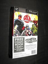 AVENGERS AGE OF ULTRON DICE MASTERS FCBD STARTER PACK L@@K
