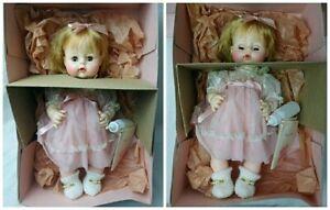 MADAME ALEXANDER Doll ❤️SWEET-TEARS 3625 Blonde Blue Eyes ORIGINAL BOX & PAPER