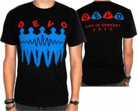 "Devo ""2013 Tour"" Double Sided T-Shirt - FREE SHIPPING"