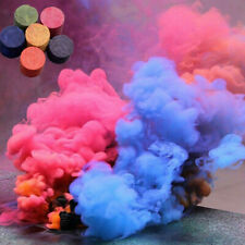 6 Farbe Rauch Kuchen zeigen Runde Bombe Bühne raucheffekt Fotografie Spielzeug