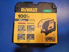 Dewalt Dw083k 3 Beam Self Leveling Laser Pointer Kit