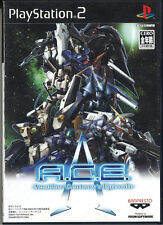 Used PS2 A.C.E. Another Century's Episode Japan Import (Free Shipping)