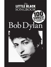 Little Black Song Bob Dylan Mr Tambourine Man Like A Rolling Stone MUSIC BOOK