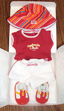 American Girl Club Fan Outfit for Doll – Brand New