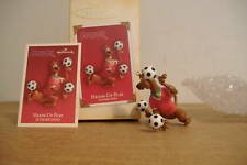 ~HEADS-UP PLAY~SCOOBY-DOO~SOCCER~HALLMARK ORNAMENT~2004~