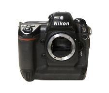 Nikon D D2X 12.4MP Digital SLR Camera - Black (Body Only)