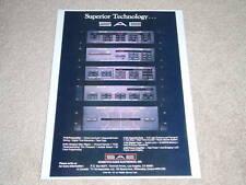 SAE Ad, 1988, A502,T102,C102,D102,P102, Frame This!
