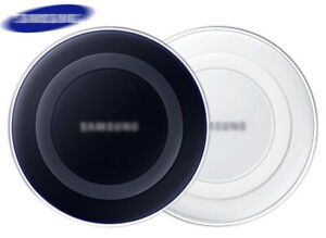 Samsung Qi 10w Wireless Fast Charger Universal Kabellos LED Micro USB iPhone