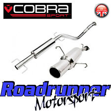VA17 Cobra Sport Astra G Coupe 1.4 1.6 1.8 2.0 2.2 Exhaust System Resonated