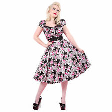 Size 16 Joe Browns Hearts and Roses Belted Floral Romantic Rose Skater Dress NEW