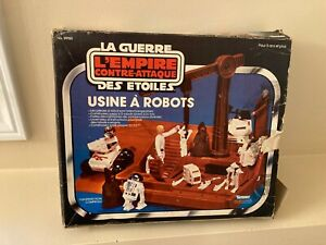VINTAGE 1979 KENNER DROID FACTORY NEAR COMPLETE WITH R2-D2 + BONUS PARTS