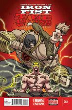 Iron Fist The Living Weapon #3 Marvel Comics